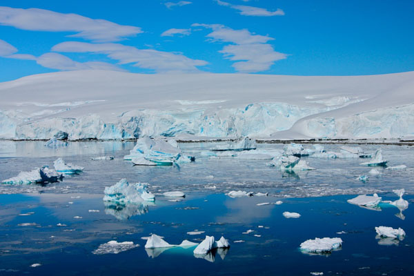 Antarctica Travel by Green Global Travel