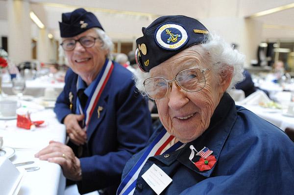 Women Veterans of Minnesota, Ms. Ruth Hedlund